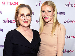 Why Did Meryl Streep Borrow Gwyneth Paltrow's Oven on Thanksgiving Day? | Gwyneth Paltrow, Meryl Streep