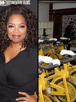 Oprah Winfrey SoulCycle