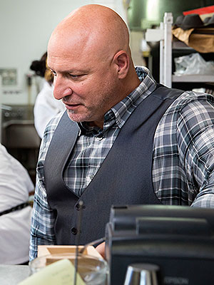 Tom Colicchio on <em>Best New Restaurant</em>