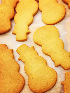Alex Guarnaschelli Gingerbread Cookies