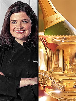 Alex Guarnaschelli NYE
