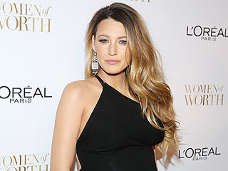 Blake Lively – and Her Baby Bump! – Cook with a Top Chef Champ (PHOTO)