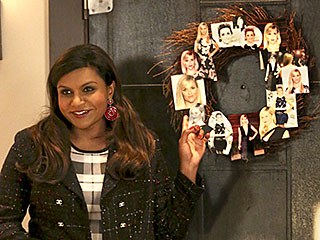 Mindy Kaling's 'Wreath Witherspoon' Launches a Social Media Phenomenon | The Mindy Project