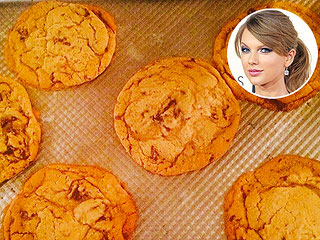 Taylor Swift Instagram Baking Cookies