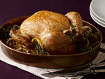 Bobby Deen Roasted Chicken