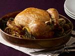 Bobby Deen Roasted Chicken