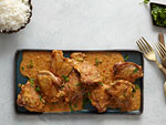 Carla Hall Sour Cream Paprika Chicken