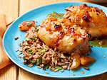 Ellie Krieger Apricot Chicken