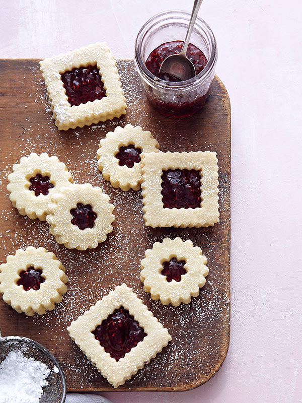 RECIPE: Ina Garten's Linzer Cookies - Great Ideas : People.com