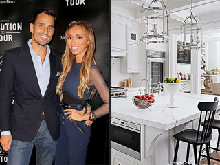 Peek Inside Giuliana Rancic's Stunning Kitchen, Plus 36 More of Our Favorite Celebrity Kitchens (PHOTOS)