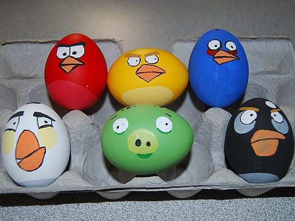 Egg Character Design Ideas : Easter egg decorating ideas creative designs great ideas