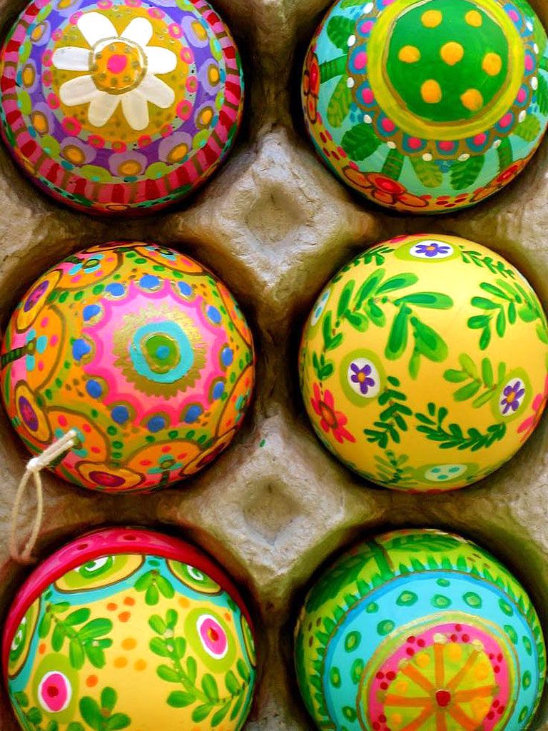 25 easter egg decorating ideas creative designs great for Easter egg ideas