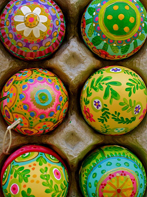 25 Cool Easter Egg Designs People Great Ideas