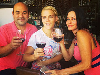 See What Katy Perry, Selena Gomez & More Are Eating and Drinking Right Now | Busy Philipps, Courteney Cox