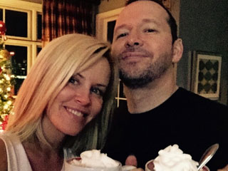 The Best Celeb Food Photos of the Week From Jenny & Donnie, Blake & More | Donnie Wahlberg, Jenny McCarthy