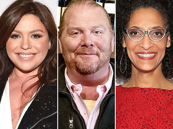 NO MORE HUNGER photo | Carla Hall, Mario Batali, Rachael Ray