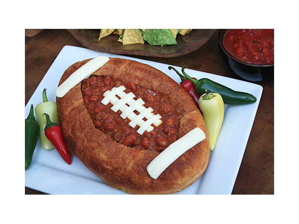 Football Themed Appetizers Amp Desserts For Your Super Bowl