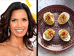 Tweet & Eat! Here's What Your Favorite Stars Are Eating & Drinking Right Now | Padma Lakshmi