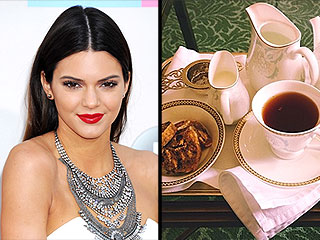 Tweet & Eat! Here's What Your Favorite Stars Are Eating & Drinking Right Now