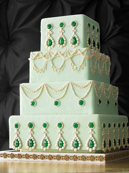 george clooney wedding, amal alamuddin, best wedding cakes, beautiful ...