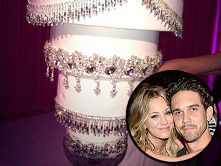 PHOTOS: The Ultimate Celebrity Wedding Cakes