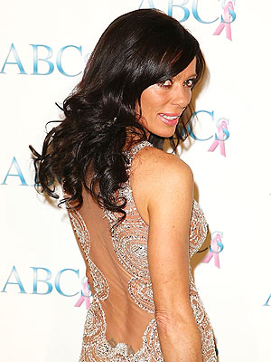 Real Housewives of Beverly Hills' Carlton Gebbia Gets Some New Ink