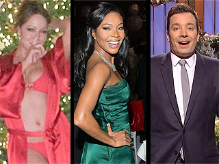Why Mariah Carey Might Be on the 'Naughty' List & More from the Weekend