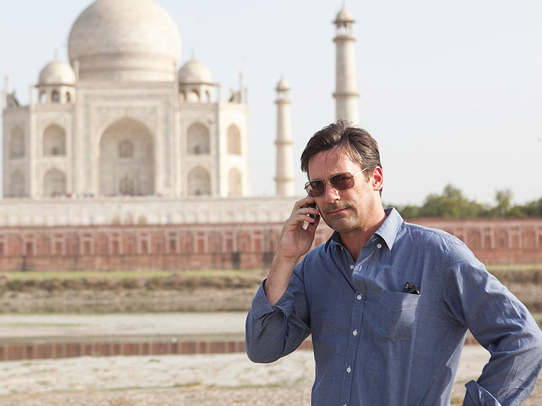 WATCH: Jon Hamm Goes to India in Million Dollar Arm