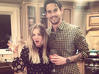 Kaley Cuoco and Fiancé's First Christmas: We 'Killed It!'