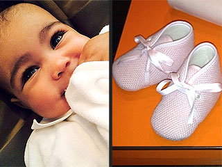 See What North West Got for Christmas (Hint: They're Designer!)