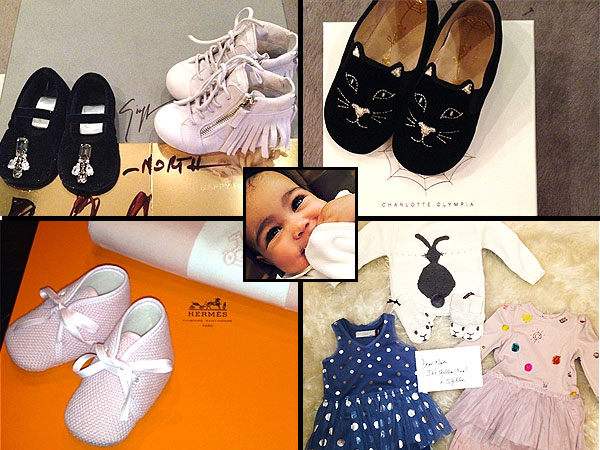 North West Designer Shoes and Clothing: Charlotte Olympia, Stella McCartney Kids, Giuseppe Zanotti, Hermes
