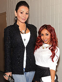 Snooki's Pregnancy Advice for JWoww: Be Careful in the Bathroom | Jenni Farley, Nicole Polizzi
