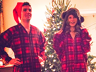 PHOTO: Who's Sharing Taylor Swift's Christmas Onesie?