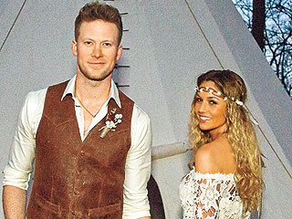 See Florida Georgia Line's Brian Kelley's Wedding Photo