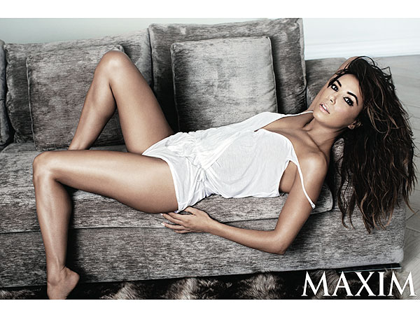 Eva Longoria Is Maxim's Woman of the Year