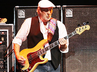 Fleetwood Mac's John McVie Returns to Stage Following Cancer Diagnosis
