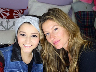 Inside Gisele Bündchen's Surprise for a Boston Teen with Cancer | Gisele Bundchen