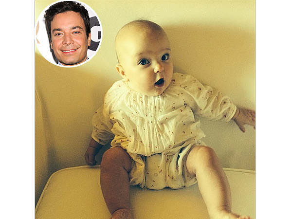 PHOTO: Jimmy Fallon's Daughter, Winnie, Is Ready for New Year's Eve | Jimmy Fallon
