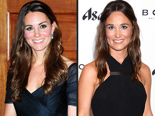 Kate and Pippa Get an Early Start on Their New Year's Celebrations | Kate Middleton, Pippa Middleton