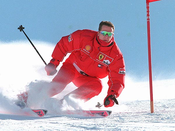 Formula One Racer Michael Schumacher in Critical Condition from Skiing Accident