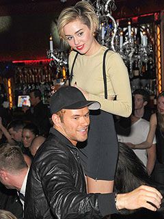 Kellan Lutz Jokes: I'm Dating Everyone – Except Miley