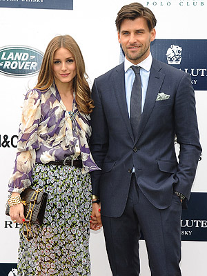 Olivia Palermo Engaged to Johannes Huebl