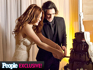Tyson Ritter Marries Elena Satine