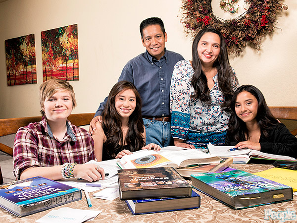 Heroes Among Us: California Couple Has Helped Educate More Than 90 Foster Kids