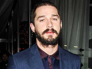 Shia LaBeouf Tweets That He's Leaving Public Life