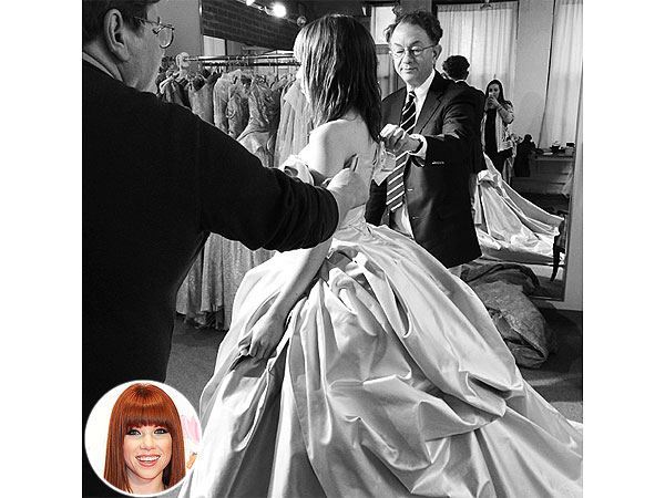 First Look: Carly Rae Jepsen as Cinderella on Broadway