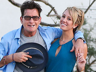 Charlie Sheen's Fiancée Is Legally Married to Someone Else