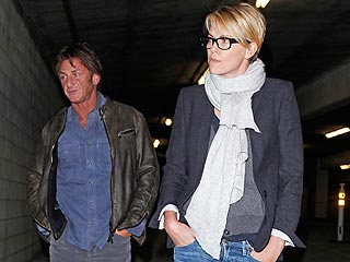 New Couple Alert? Charlize Theron & Sean Penn Spend Cozy Weekend Together