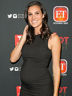 Daniela Ruah Welcomes Son River Isaac