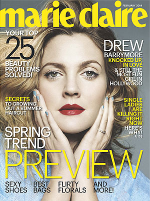 Drew Barrymore: My In-Laws Are the Happy Family I Never Knew| Drew Barrymore, Will Kopelman, Producers Class